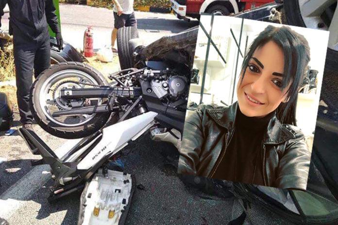 Θρήνος στην Κρήτη για την 32χρονη Κάλλια που σκοτώθηκε σε τροχαίο