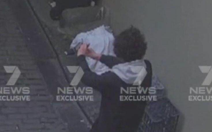 Ο δολοφόνος του Σίδνεϊ πρώτα έκοψε το λαιμό του θύματος και μετά έβγαλε σέλφι