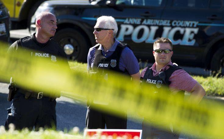 Αιματηρή επίθεση με μαχαίρι σε βιομηχανικό κτίριο στις ΗΠΑ