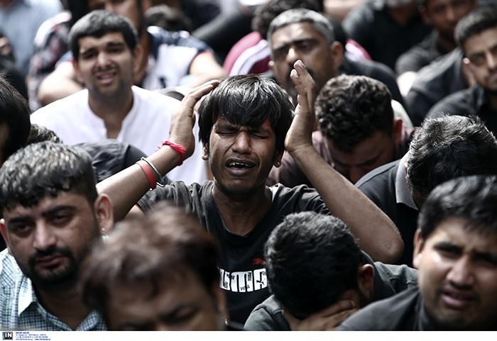 Σκηνές σοκ: Αυτομαστιγωμάτα στον Πειραιά από το βάρβαρο μουσουλμανικό έθιμο της «Ασούρας»