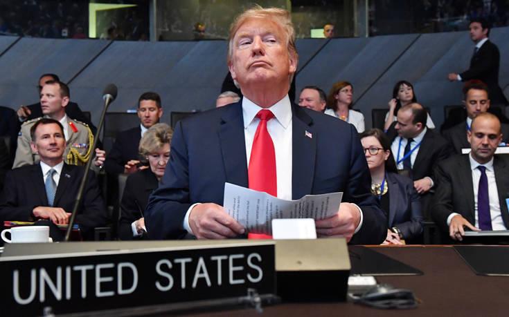 Ανοιχτό κρατάει ο Τραμπ το ενδεχόμενο χαλάρωσης των κυρώσεων σε βάρος του Ιράν