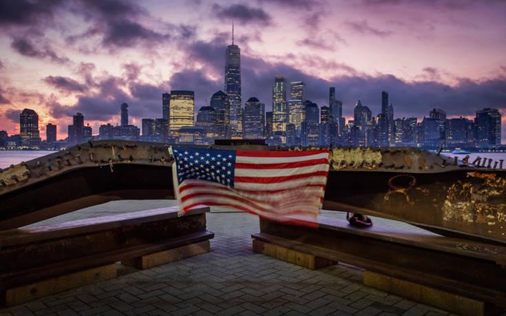 Η Νέα Υόρκη τιμά τα θύματα της 11ης Σεπτεμβρίου, 18 χρόνια μετά