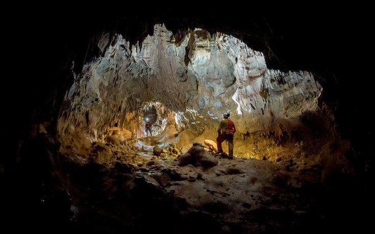 Αστροναύτες θα ζήσουν σε σπήλαιο για να προετοιμαστούν για τη Σελήνη και τον Άρη