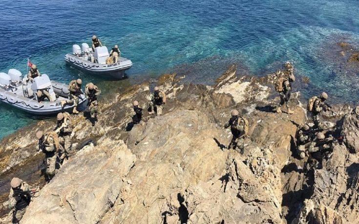 «Πόλεμος» προπαγάνδας από την Τουρκία με φόντο το Αιγαίο