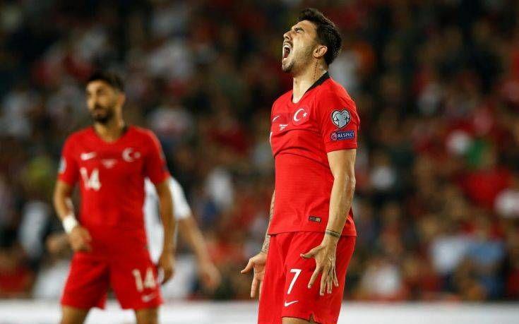 Τούρκος ποδοσφαιριστής: «Ο Αλλάχ να δώσει κουράγιο στους στρατιώτες μας που έπεσαν στη μάχη»
