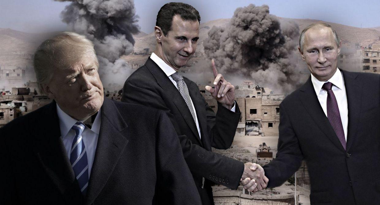 Αλλάζουν οι ισορροπίες  μετά τη συμφωνία Κούρδων-Άσαντ με την ευλογία του Πούτιν
