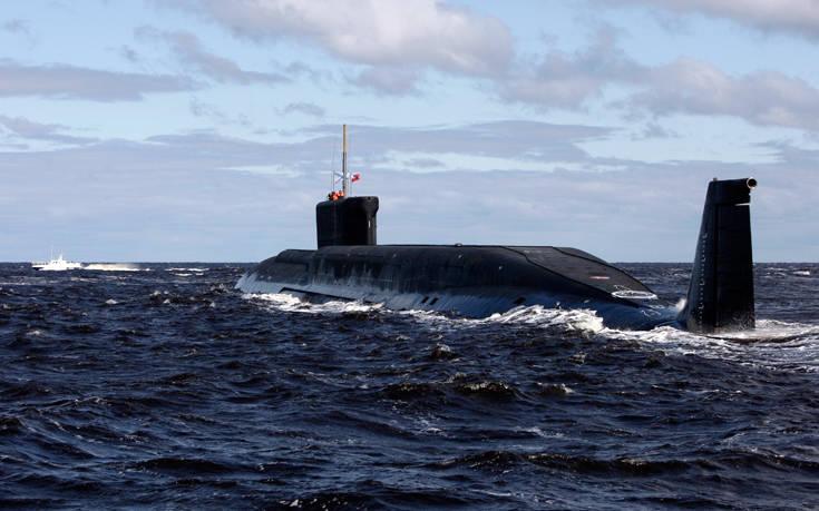 Ματαιώθηκε εκτόξευση διηπειρωτικού βαλλιστικού πυραύλου από ρωσικό πυρηνικό υποβρύχιο