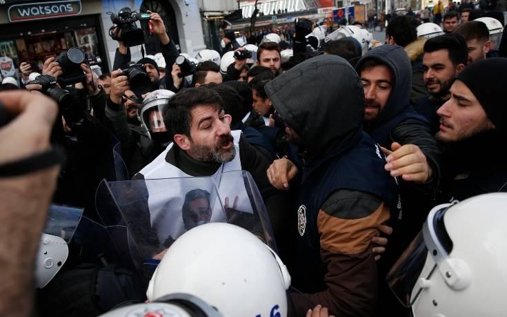 Τουρκία: Συλλήψεις τριών δημάρχων του φιλοκουρδικού κόμματος