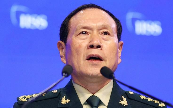 Ζήτημα εθνικής ασφάλειας η Ταϊβάν για το Πεκίνο