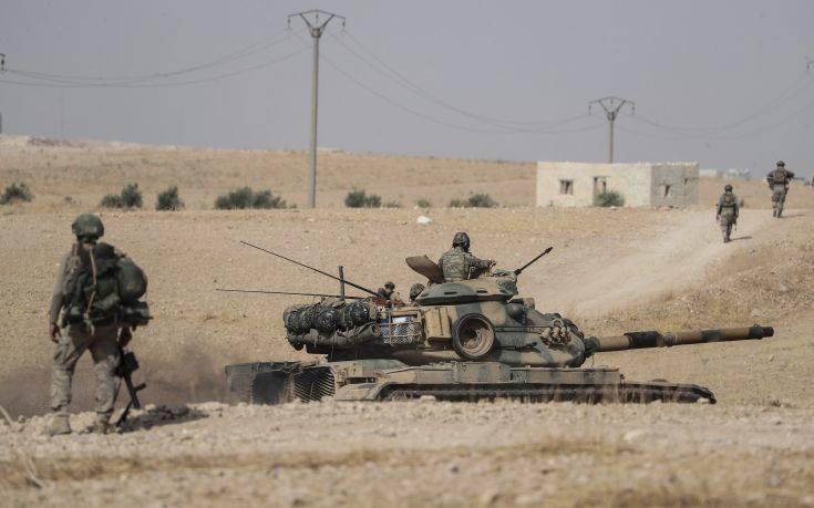 «Υπό συζήτηση η διατήρηση κάποιων αμερικανικών δυνάμεων στη Συρία»