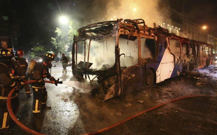 Καζάνι που βράζει η Χιλή: Πού οφείλεται η οργή των πολιτών