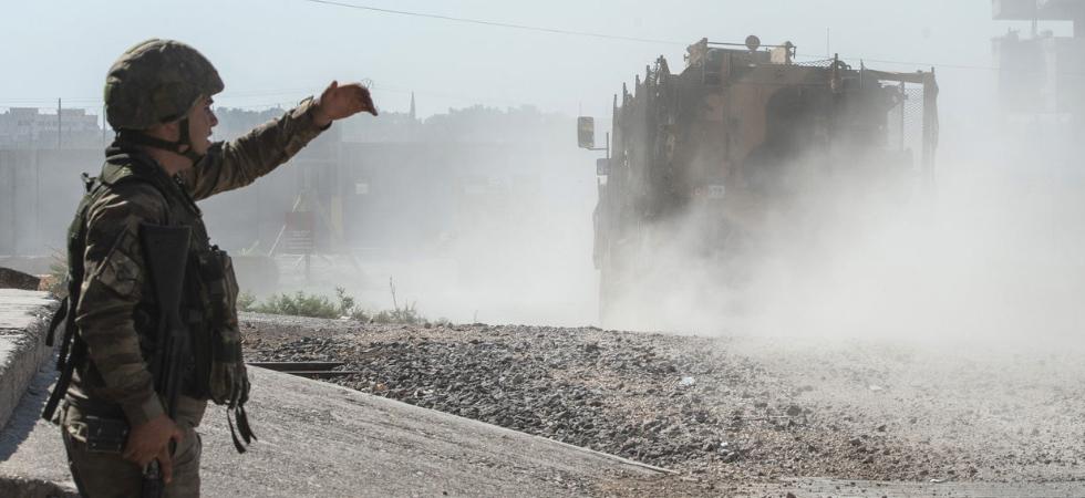 Έκαναν «γκάφα» οι Τούρκοι: Βομβάρδισαν δίπλα απο βάση των ΗΠΑ