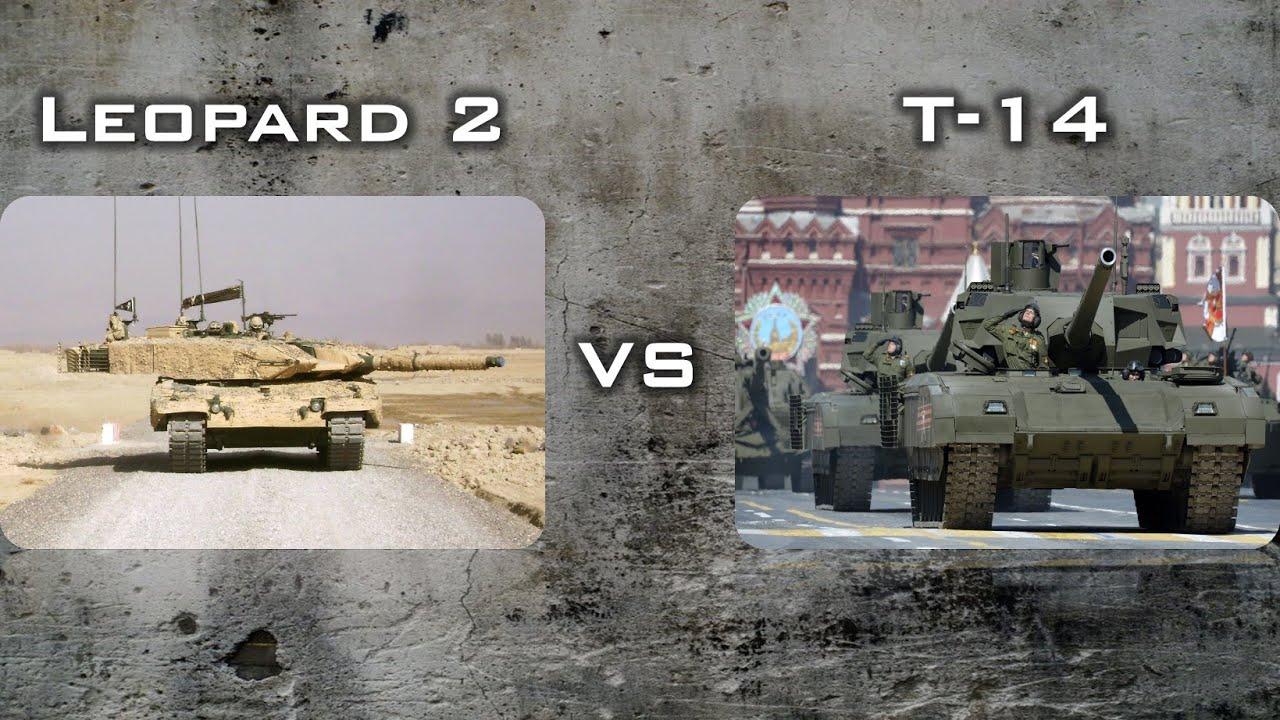 Ταπεινωτική παραδοχή από τη Die Welt: Τα ρωσικά Τ14 Armata ανώτερα των Leopard 2