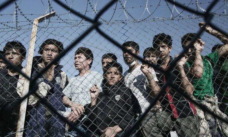Απειλητικά μηνύματα από μετανάστες: «Κάψτε την Ελλάδα».
