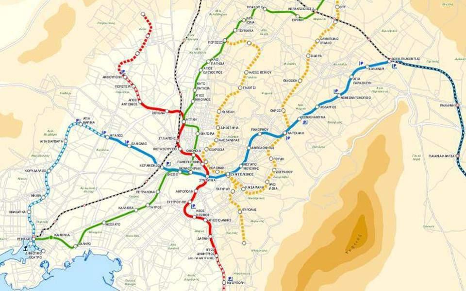 ΣτΕ: «Πράσινο φως» για τη γραμμή 4 του Μετρό