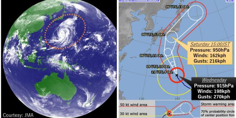 Σ. Αρναούτογλου: Έρχεται ο ισχυρότερος τυφώνας όλων των εποχών