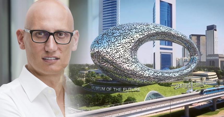 Σπαρτιάτης o αρχιτέκτονας πίσω από Μεγάλα έργα στο Ντουμπάι