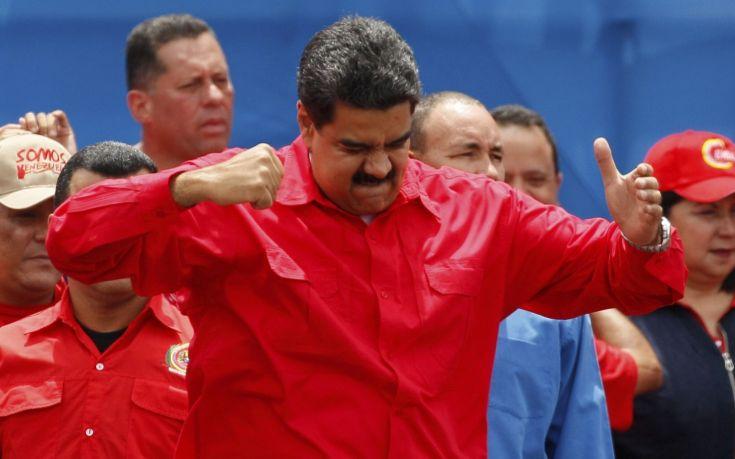Ο Μαδούρο πανηγυρίζει για την αποφυλάκιση του Λούλα