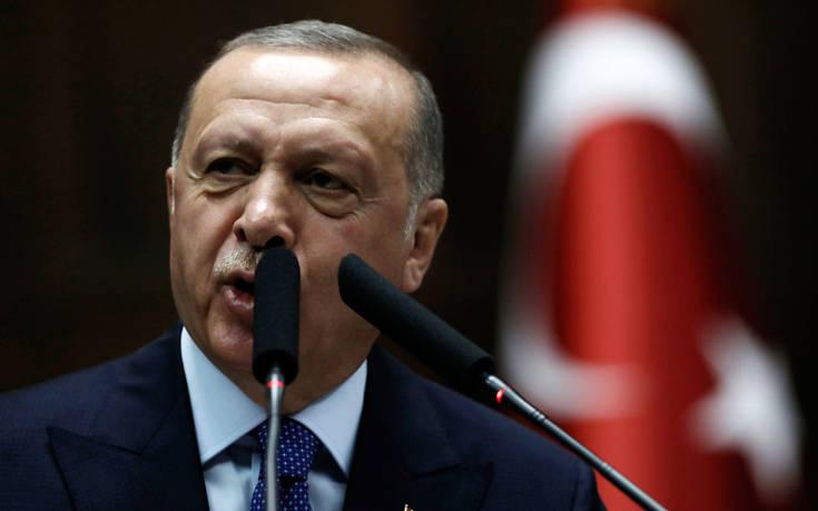 Τα παράπονα του Ερντογάν από την Ευρώπη: Δεν υπάρχει η παραμικρή θετική δήλωση υπέρ μας