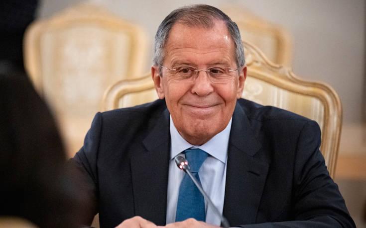 Λαβρόφ: Η Τουρκία διαβεβαίωσε τη Μόσχα ότι δεν σχεδιάζει νέα στρατιωτική επιχείρηση στη Συρία