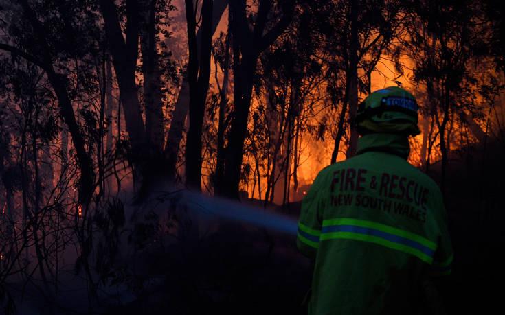 Τρεις νεκροί από τις πυρκαγιές στην Αυστραλία