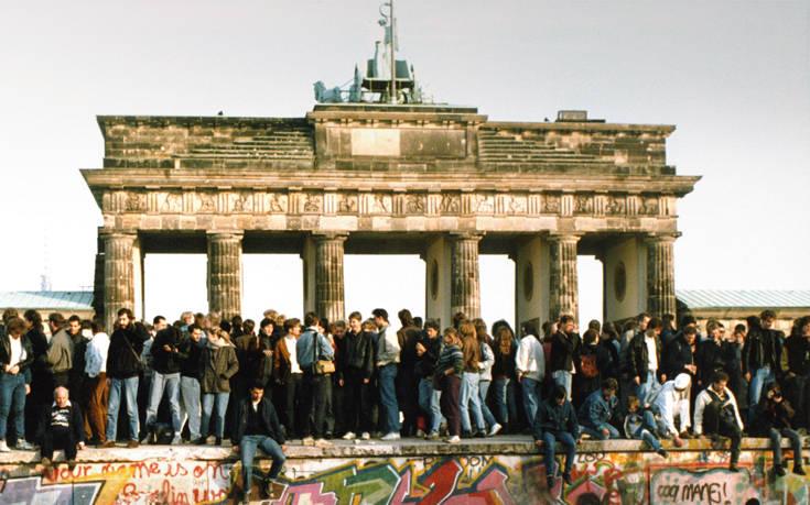 «Η πτώση του Τείχους του Βερολίνου υπήρξε ορόσημο για την εξέλιξη μιας ενωμένης Ευρώπης»