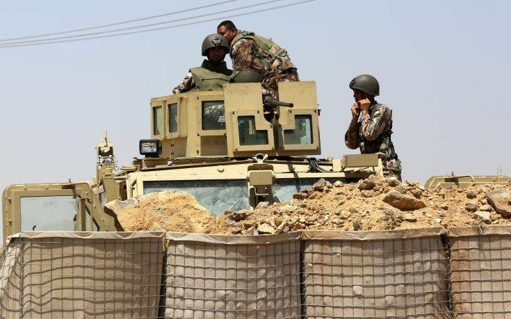 Η Ιορδανία απέτρεψε επιθέσεις εναντίον Αμερικανών και Ισραηλινών διπλωματών