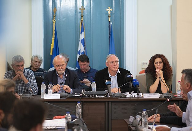 Ένταση στο δήμο Σπάρτης για την εγκατάσταση παράνομων μεταναστών – «Κατηγορηματικά αντίθετος» ο Δήμαρχος