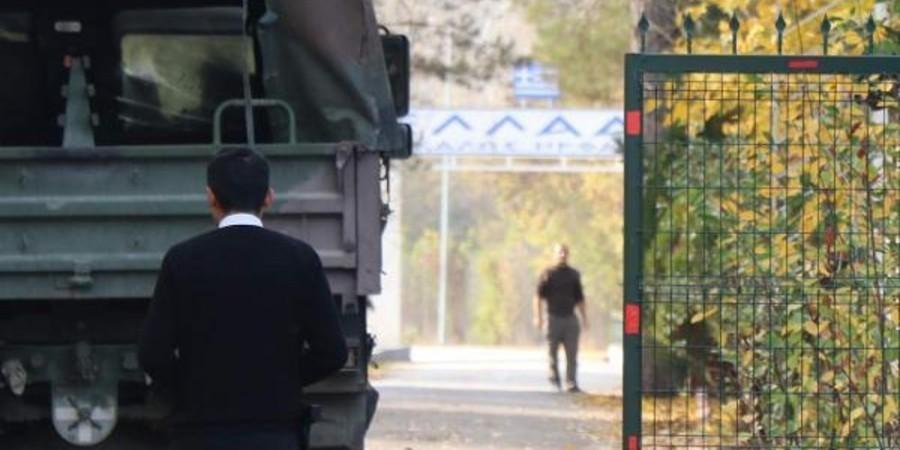 Τι αναφέρει η αστυνομία για τον «τζιχαντιστή» στον Έβρο