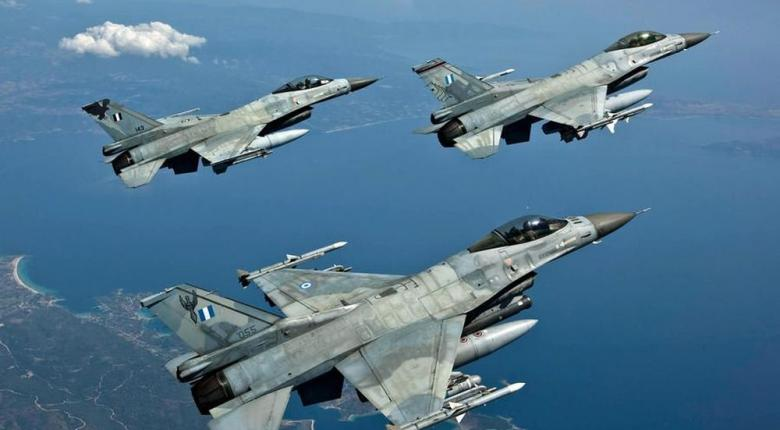 38 μαχητικά αναχαίτισης σήκωσε η ΠΑ σήμερα στο Αιγαίο – Πλήρης αιφνιδιασμός των Τούρκων