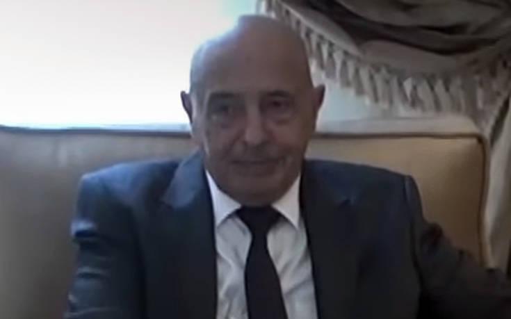 Στην Αθήνα την ερχόμενη Πέμπτη ο πρόεδρος της λιβυκής Βουλής