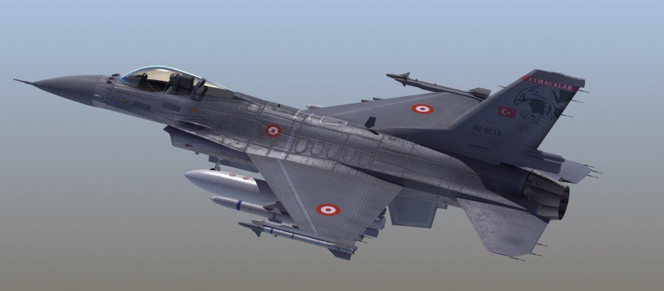 Τουρκικό μαχητικό «βομβάρδισε» την βάση του ΠΝ στην Λέρο!