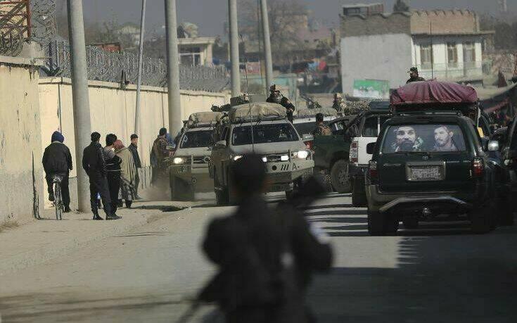 Αεροπορικό πλήγμα στο Αφγανιστάν με οκτώ νεκρούς