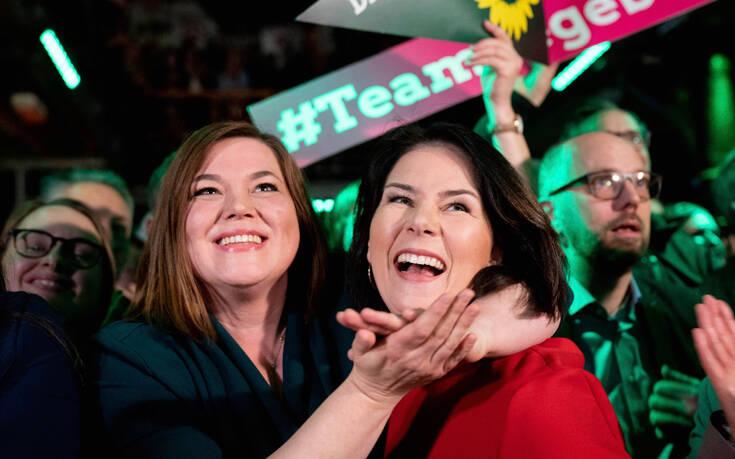Εκλογές στο Αμβούργο: Θρίαμβος για τους Πράσινους, καταποντίστηκε το κόμμα της Μέρκελ