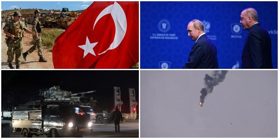 Οι πραγματικοί στόχοι της Τουρκίας και τα πιθανά σενάρια