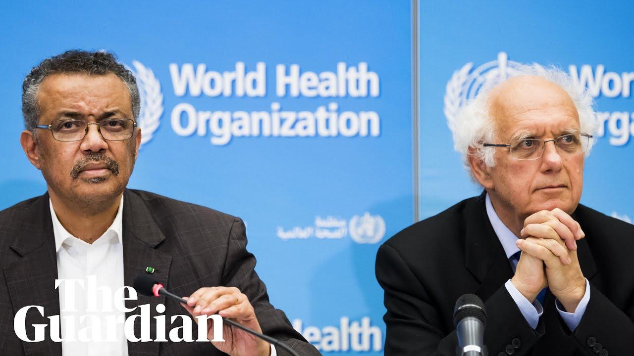 Γ. Διευθυντής ΠΟΥ: Ο κόσμος πρέπει να προετοιμαστεί για το «ενδεχόμενο πανδημίας»