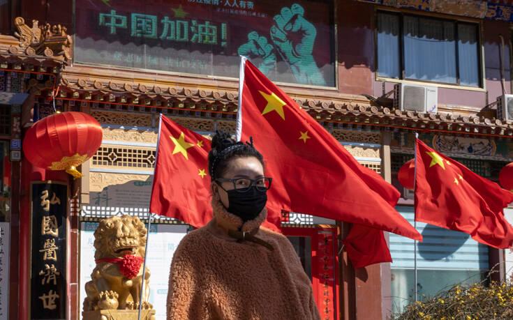 Κορονοϊός: Πρώτο κρούσμα εγχώριας μετάδοσης έπειτα από 3 ημέρες στην Κίνα