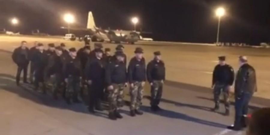 Η Κύπρος στέλνει στον Έβρο την ομάδα Μ.Μ.Α.Δ