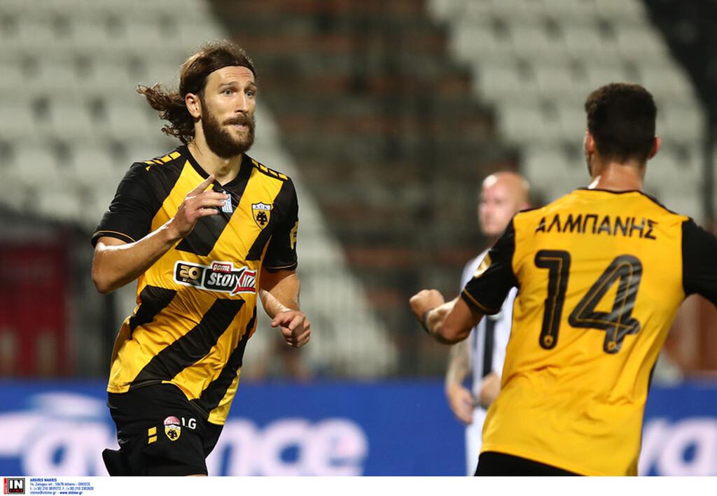 Νίκησε με 2-0 η ΑΕΚ τον ΠΑΟΚ στην Τούμπα