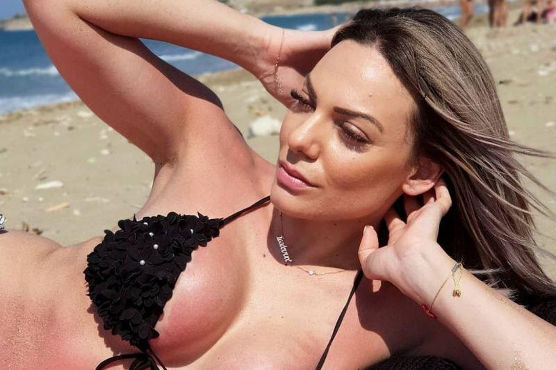 Ιωάννα Μαλέσκου: Δείτε τις εντυπωσιακές φωτό της που διέγραψε απ' το Instagram